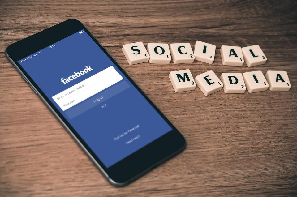 logo facebook reseaux sociaux